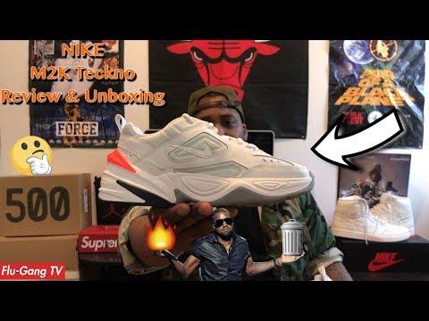 Nike M2K Tekno 'Phantom' Review: Don't BUY Before you WATCH!