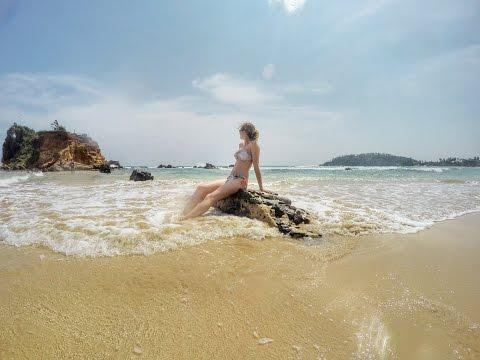 MOST BEAUTIFUL BEACH YOU'VE NEVER SEEN - Mirissa, Sri Lanka