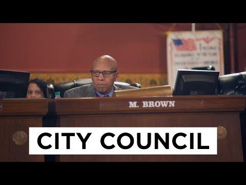 Columbus City Council Meeting 6/24/2019