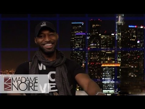 Adrian Holmes Talks Kissing Halle Berry & Wanting Kids