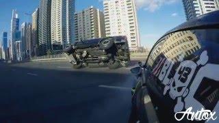 Drifting in Dubai