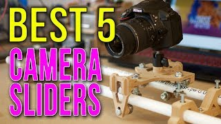 BEST 5 Camera Sliders 2018
