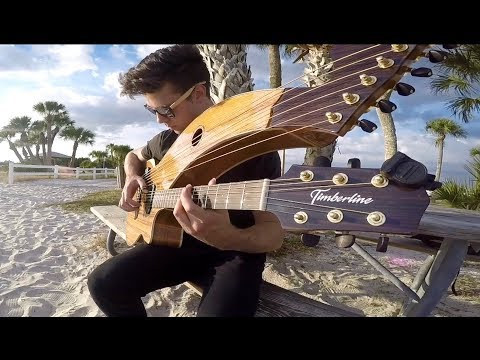 Wicked Game - Chris Isaak - Harp Guitar Cover