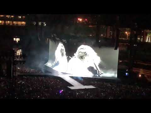 Intro Taylor Swift Reputation Stadium Tour