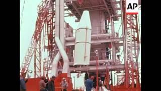 Vorbereitungen zum Start von ESSA III (1966)