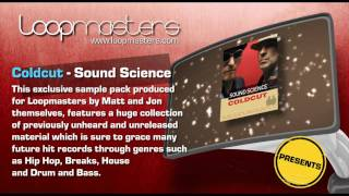 Coldcut Sound Science - Hip Hop Breaks DnB Samples and Loops