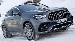 2020 Mercedes AMG GLE 53 4MATIC+ Coupe - Spacious Performance SUV