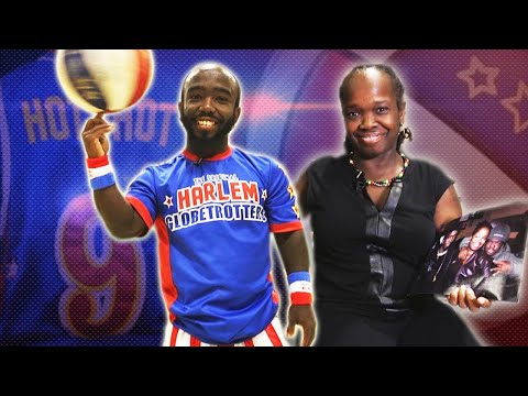 Harlem Globetrotter's Smallest Player, Mani Love, Credits Mom for His Success