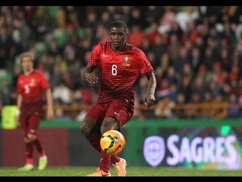 William Carvalho | Tackles, Skills, Goals | Portugal | 2013/2014 HD