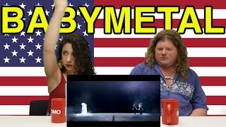 "Fomo Daily Reacts to Babymetal ""Karate"""