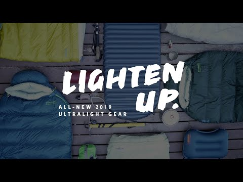 Lighten Up: Therm-a-Rest Ultralight Equipment