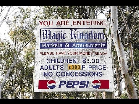 Magic Kingdom, Sydney - Urban Exploration