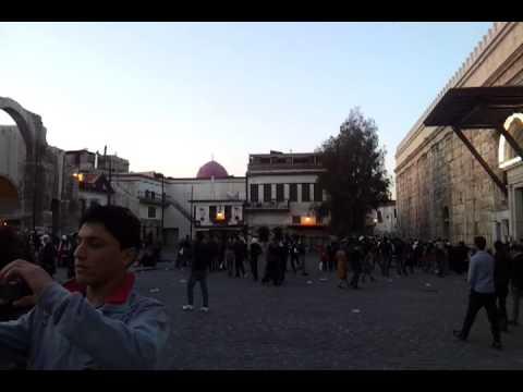 Damascus, Syria 2012 - Souk Hamidiyah