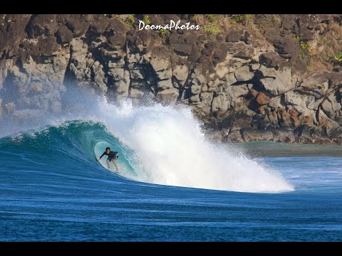 Surfing Hawaii SONY 4K