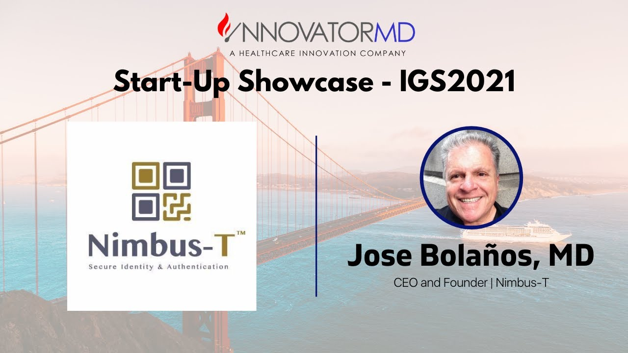 IGS2021: Start-Up Showcase - Nimbus T