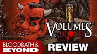 Volumes of Blood (2015) - Movie Review