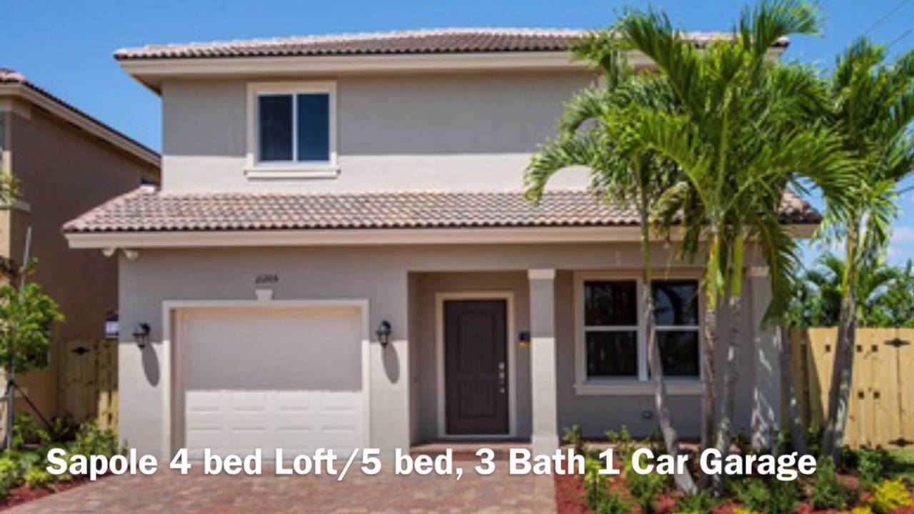 Sapole New Homes Homestead Fl
