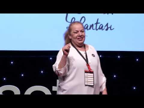 Hayata Sarıl | Emrace Life | 2019 | Ayşe Tükrükçü | TEDxReset