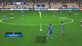 PES 2014 PC GAMEPLAY REAL MADRID VS JUVENTUS