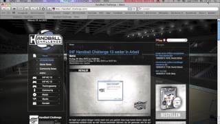 Infos zu Handball Challenge 13 (Kanalvorstellung HD)