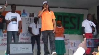 ABOU GALLIET à LA HAYE le 18/06/2012