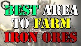ESO: Best Area To Farm Iron Ore (Altmeri Dominion)