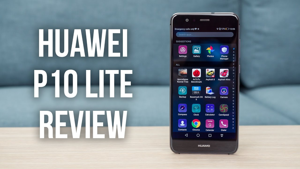 huawei p10 lite review youtube. Black Bedroom Furniture Sets. Home Design Ideas