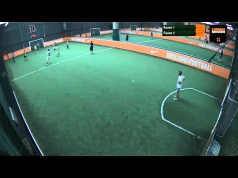 Urban Football - Aubervilliers - Terrain 10 le 21/02/2016 à 11:08