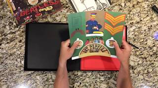 LIVE: First look at The Beatles - Sgt. Pepper Super Deluxe Edition Box Set 2017 Remix, Streamed Live