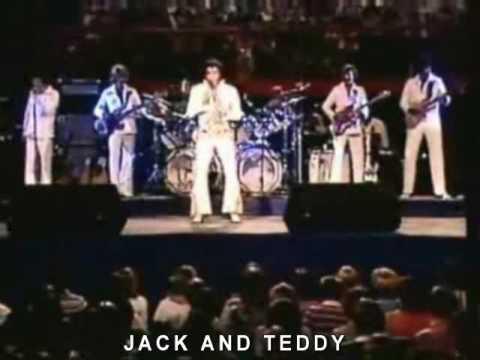 Elvis Presley - JAILHOUSE ROCK (new edit)