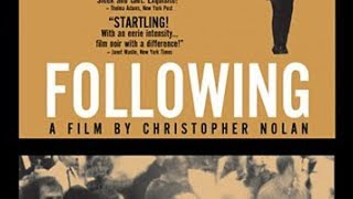 Following: Christopher Nolan Is Standing Right Behind You on Popcorn Roulette