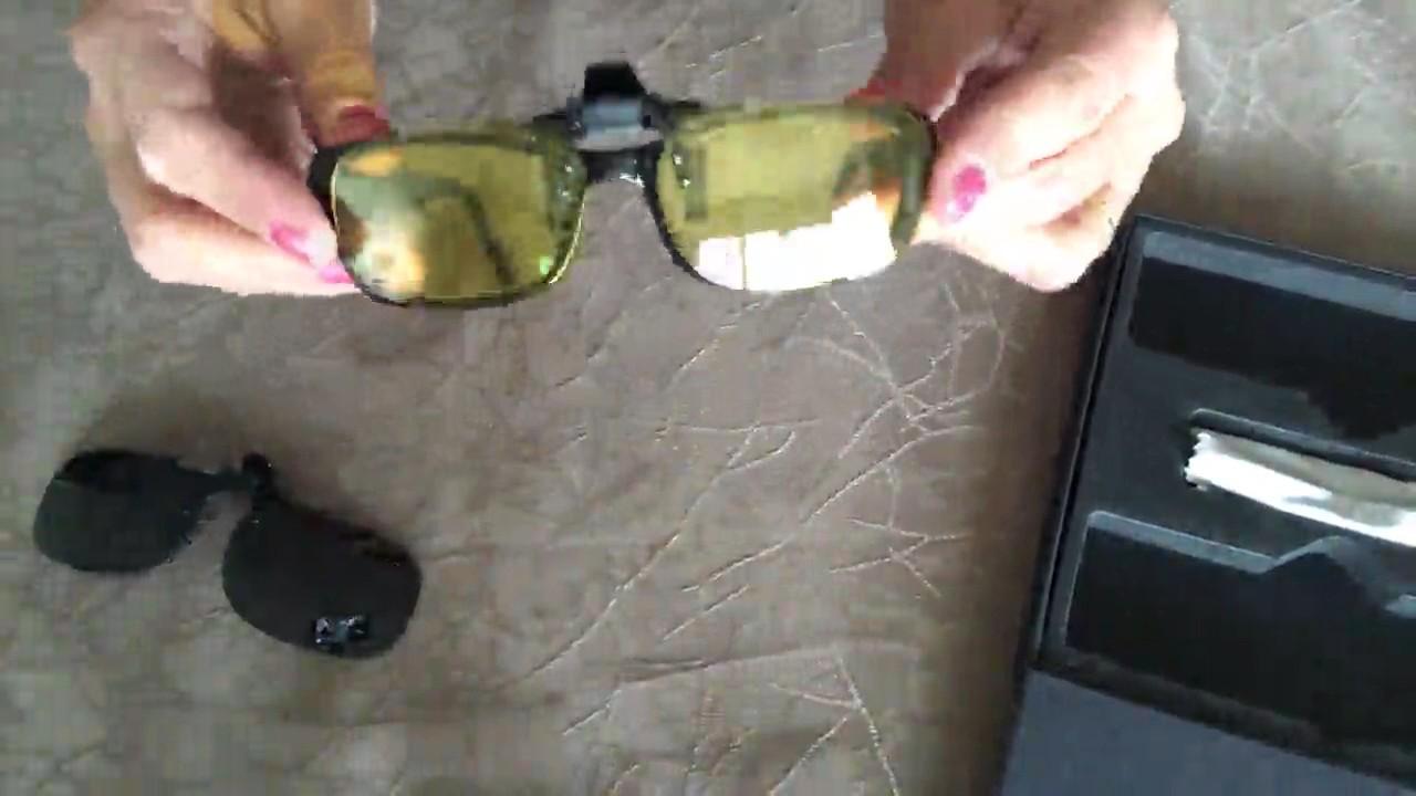 Splaks Clip Solaire polarisant pour lunettes Unisexe Commentaires ... 9018fd688690