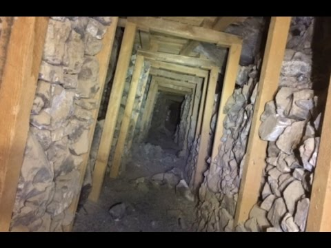 Exploring a Sketchy Silver Mine and Finding a Guzzler
