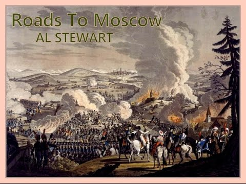 Image result for al stewart roads to moscow images