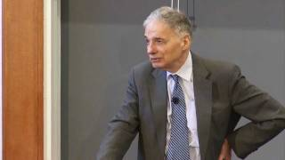 "Nader and Fein at HLS: ""America"