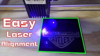 How To Align And Center A Laser Project In 3 Easy Steps - Ortur Laser Master 2