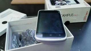 CELKON CAMPUS A63 DUAL SIM Unboxing Video – in Stock at www.welectronics.com