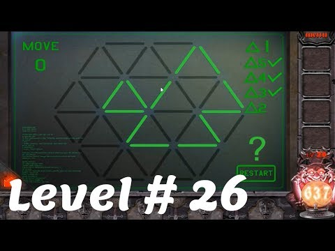 Room Escape 50 Rooms 8 Level # 26 Android/iOS Gameplay/Walkthrough