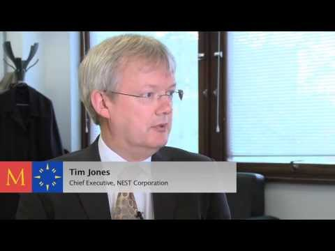 Pensions interview with Tim Jones, CEO of NEST - Road to retirement