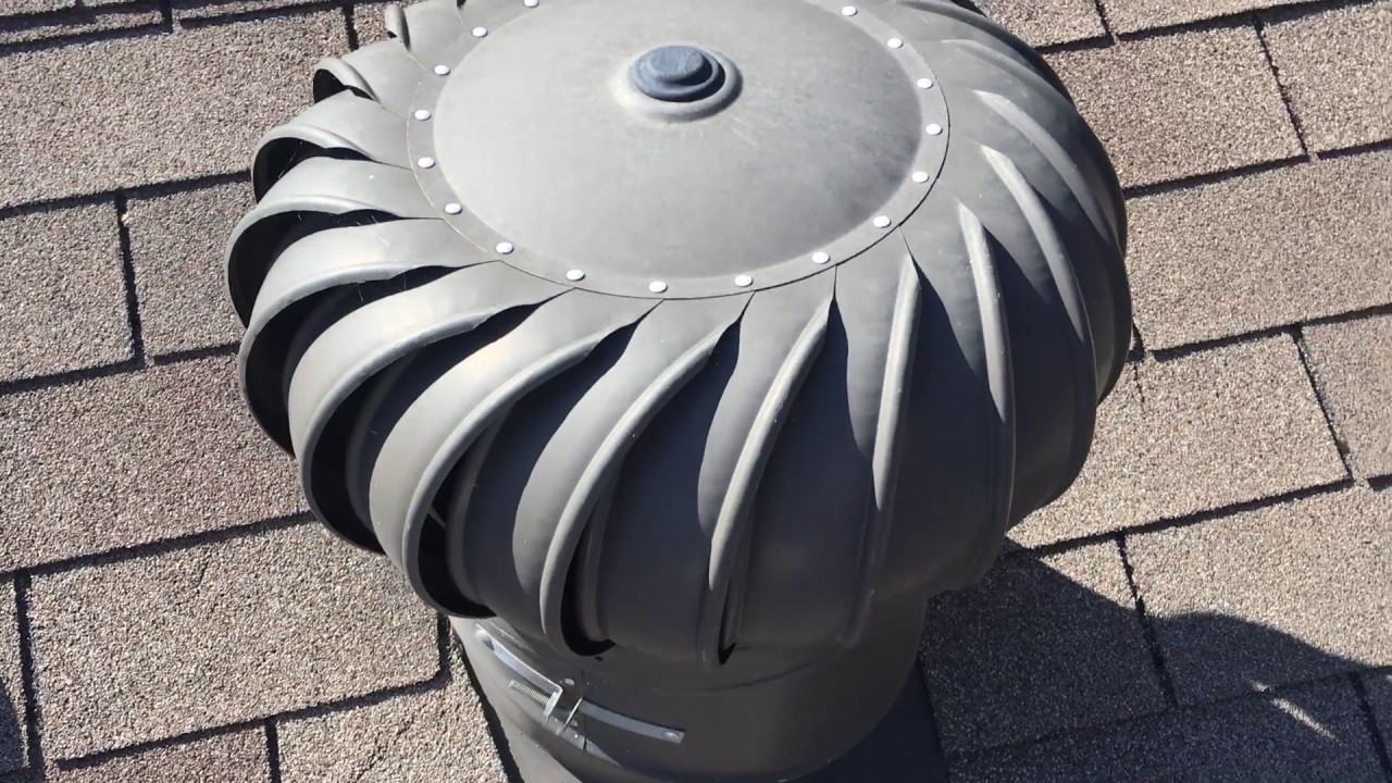 the problem with wind turbines on your roof - Turbine Roof Vents