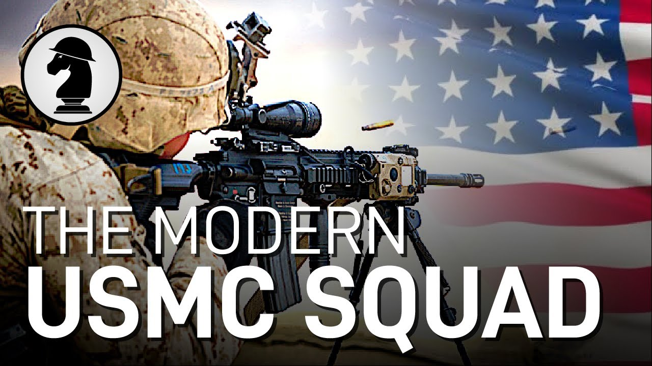 Cold War to the Future: The Modern USMC Rifle Squad | Organization