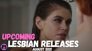 Upcoming Lesbian Movies and TV Shows // August 2021