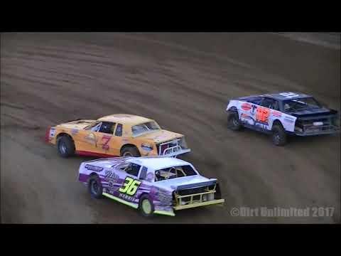7.28.17 | UMP/AARA Pure Stocks Heats & Feature | Belle Clair Speedway