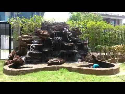 น้ำตกจำลอง หินชั้น tel:0858056122