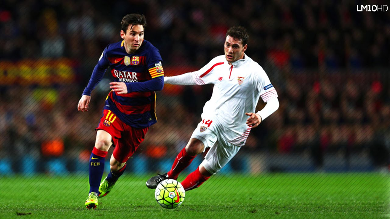 Download Lionel Messi ● Magic Dribbling Skills 2015/2016   HD