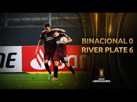 Binacional vs. River Plate [0-6] | RESUMEN | Fase de Grupos | Jornada 4 | Libertadores 2020