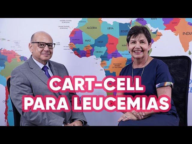 Cart-Cell para leucemias com Dr. Dimas Covas