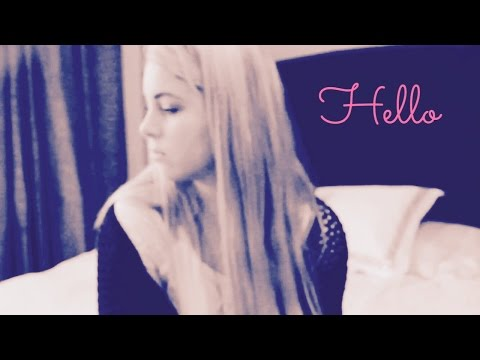 Adele - HELLO - acoustic cover - Olivia Penalva