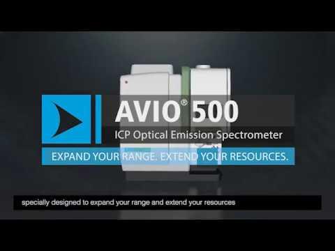 Avio®500 ICP-OES