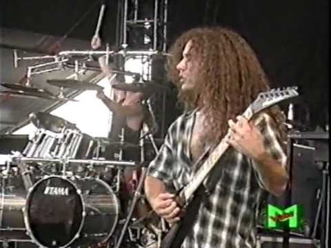 Megadeth - Lucretia (Live In Italy 1992)